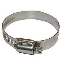 Stainless Steel Collar 3""